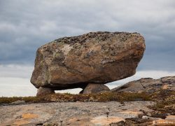 «Камень желаний» — легкий, до 3 часов, 20 км. БО «Лесная»