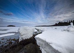 «Белое море» — сложный, 3 дня, 280 км. БО «Карельские пороги»