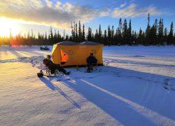 «Рыболовный» — сложный, 3 дня, 230 км. БО «Карельские пороги»