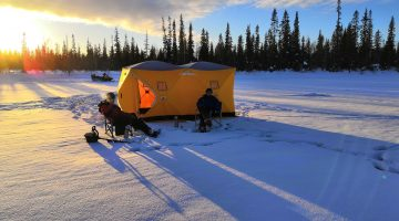 «Рыболовный» — 3 дня, сложный, 230 км. ПК «Карельские пороги»