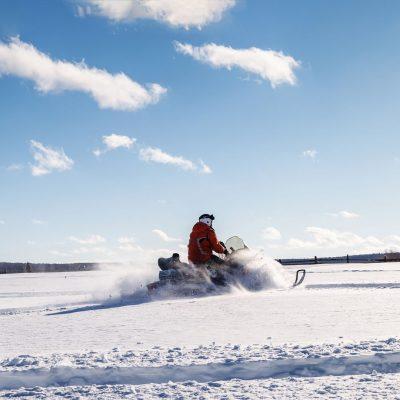 Снегоходные туры