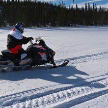 Скидка по промокоду на все снегоходные туры