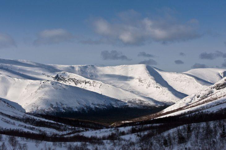 «Вершины Хибинских гор» — 1 день, сложный, 100 км. БО «Зашеек»