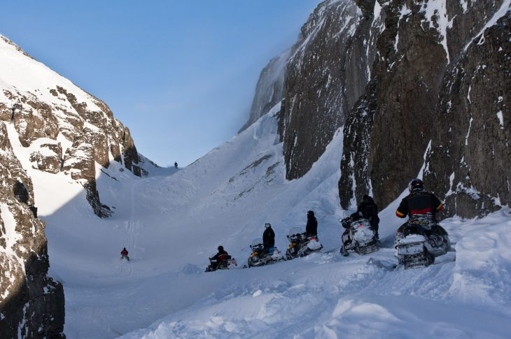 «гора Куэльпорр» — средний, до 3 часов, 50 км. СОК «Тирвас»