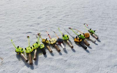 «Рыбалка на Имандре» — легкий, 4 часа, 10 км. БО «Лесная»