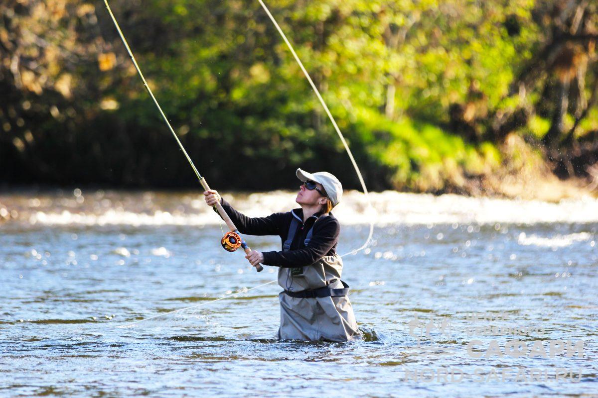 Организация летних рыбалок 2020г.