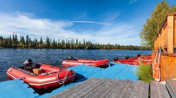 Рыболовный тур «Карельские пороги» — от 5 дней