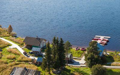 Рыболовный лагерь оз. Канозеро — от 5 дней