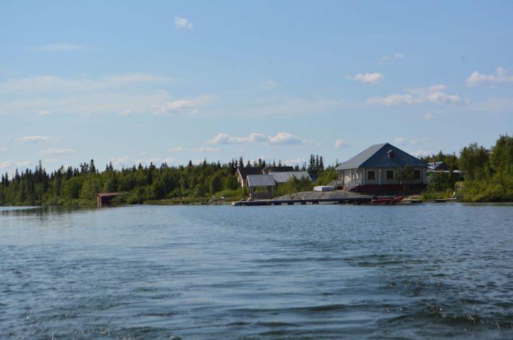 Рыбалка на оз. Умбозеро, 5-8 часов. БО «Зашеек»