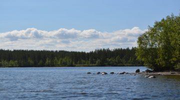 Рыбалка на оз. Умбозеро, 3-5 часов. БО «Зашеек»